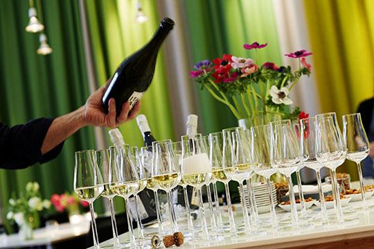 Winemaker's Dinner på PS Matsal