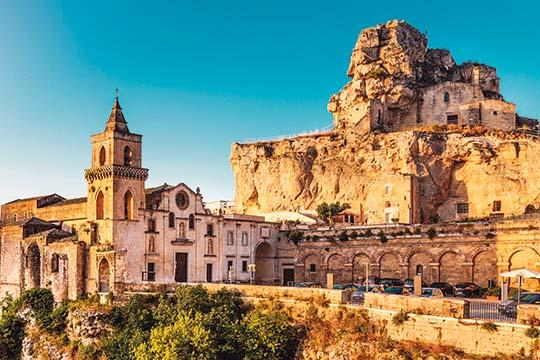 Italien – Apulien och Matera