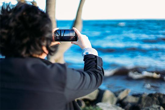 Att ta bättre bilder med mobilkamera