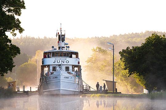 Klassiska Göta kanal