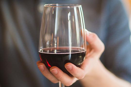 Piemontes viner på Vinkällaren Grappe