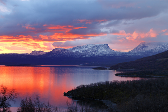 Storslagna Lappland