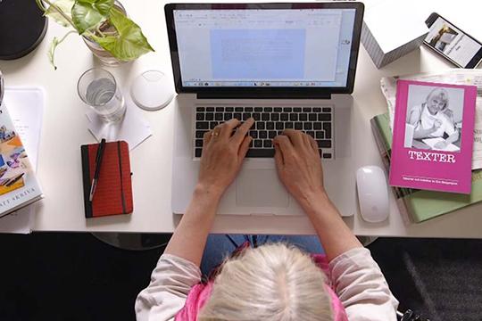 Utveckla ditt skrivande