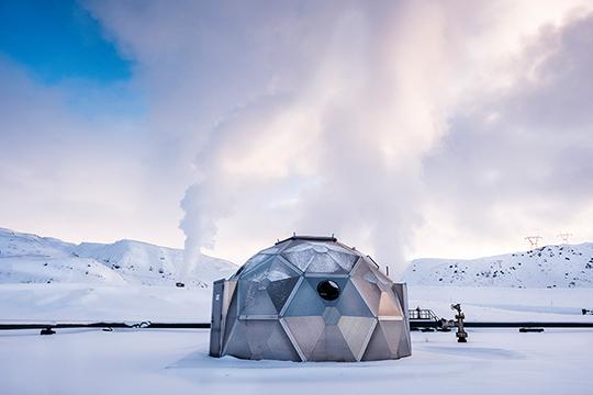 Island – Klimatskiftet